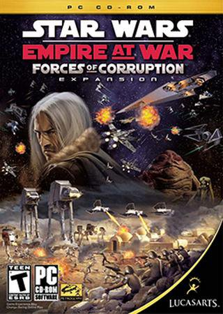 Star Wars: Empire at War - Force of Corruption Скачать Торрент