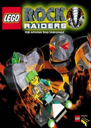Скачать LEGO Rock Raiders (1999) торрент