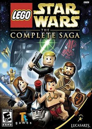 Скачать LEGO Star Wars: The Complete Saga торрент