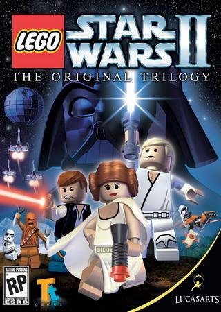 LEGO Star Wars 2: The Original Trilogy Скачать Торрент