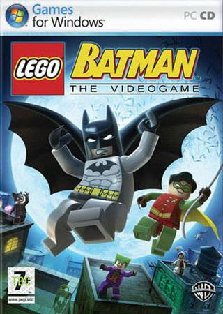 Скачать LEGO Batman: The Video Game торрент