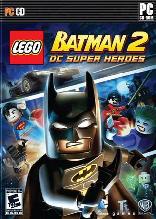 Скачать LEGO Batman 2: DC Super Heroes торрент