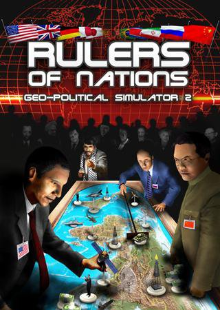 Rulers of Nations: Geo-Political Simulator 2 Скачать Торрент