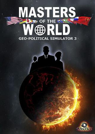 Masters of The World: Geo-Political Simulator 3 Скачать Бесплатно