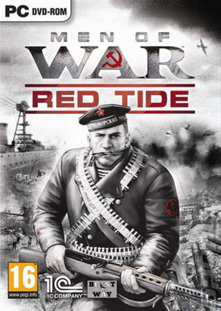 Скачать Men of War: Red Tide торрент