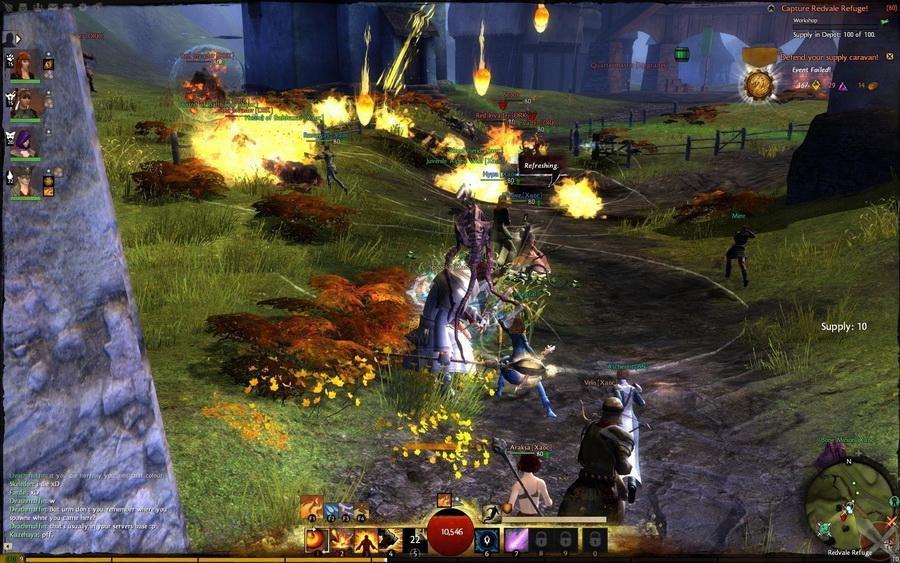 Guild Wars 2 Скачать Бесплатно.