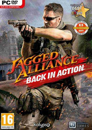 Скачать Jagged Alliance: Back in Action торрент