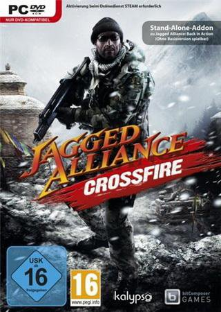 Скачать Jagged Alliance: Crossfire торрент