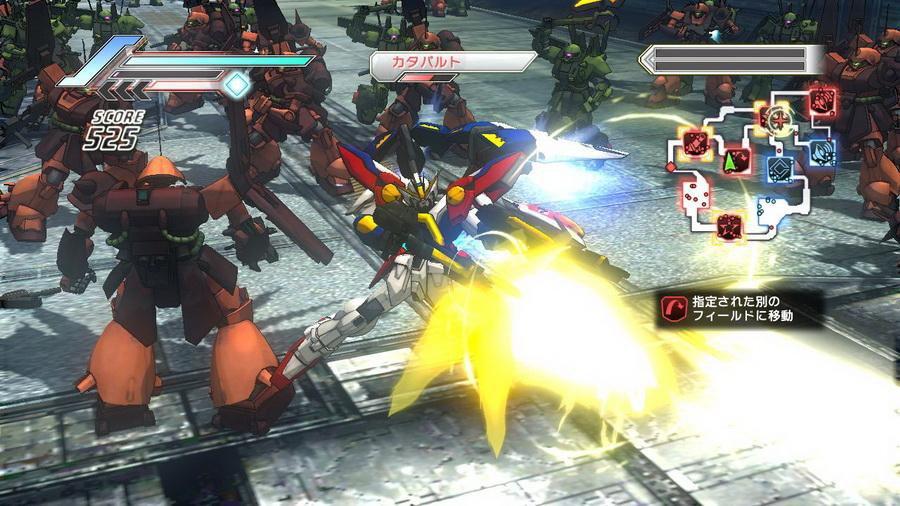 Dynasty Warrior Gundam 3 Ps3