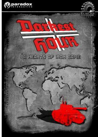 Darkest Hour: A Hearts of Iron Game Скачать Торрент