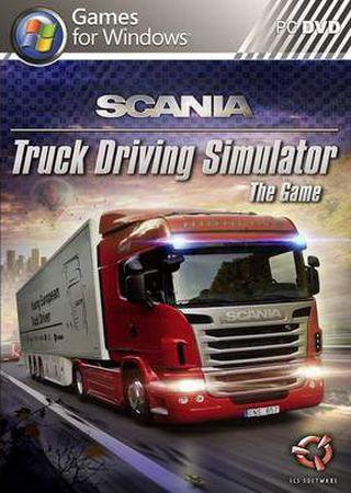 Скачать Scania Truck Driving Simulator: The Game торрент