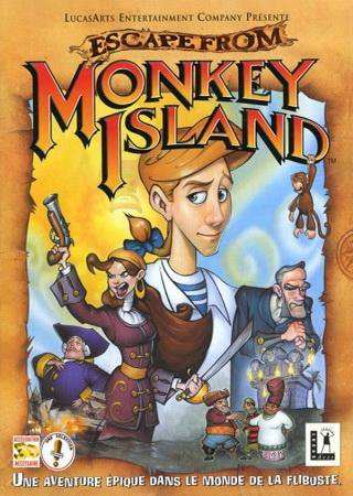 Скачать Escape from Monkey Island торрент
