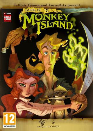 Скачать Tales of Monkey Island торрент