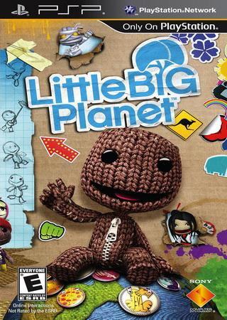 Littlebigplanet psp iso download | portalroms. Com.
