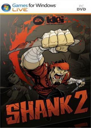 Shank 2 скачать торрент на русском.
