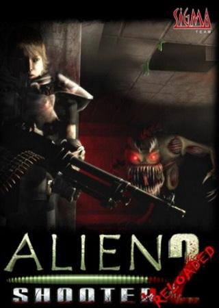 Скачать Alien Shooter 2: Reloaded торрент