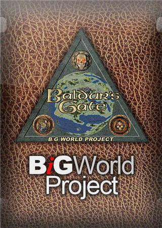 Baldurs Gate: Big World Project Скачать Торрент
