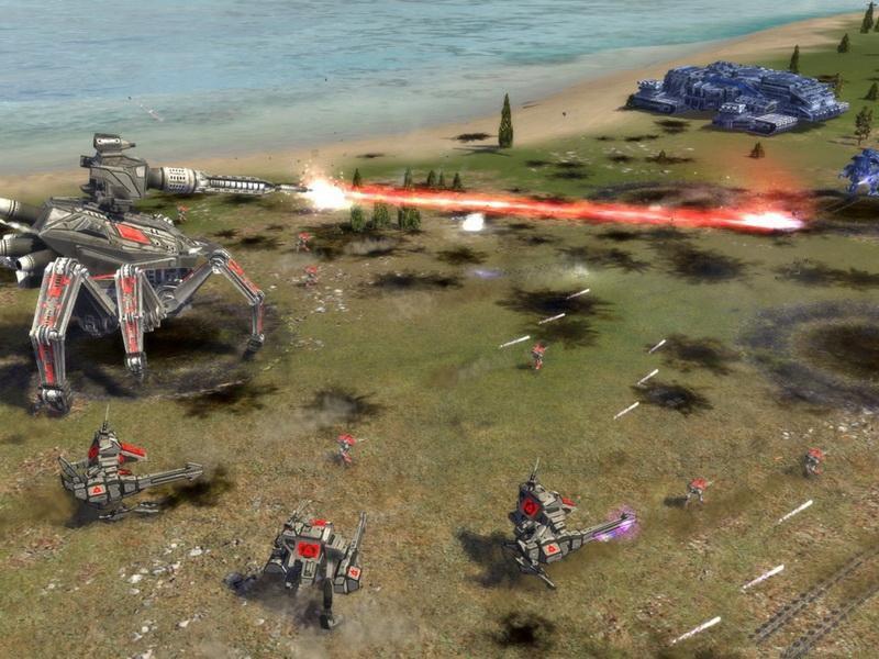Supreme Commander 2 - Patch FR , Traduction