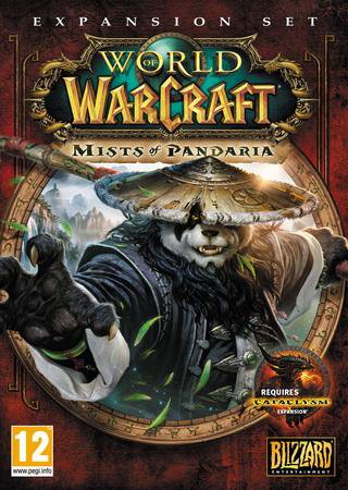Скачать World of Warcraft: Mists of Pandaria торрент