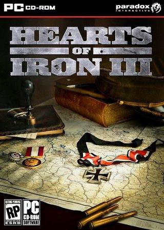 Скачать Hearts of Iron 3 торрент