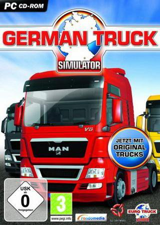 Скачать German Truck Simulator торрент