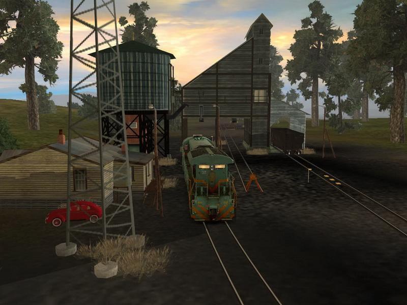 Дополнения Для Trainz Simulator 2010