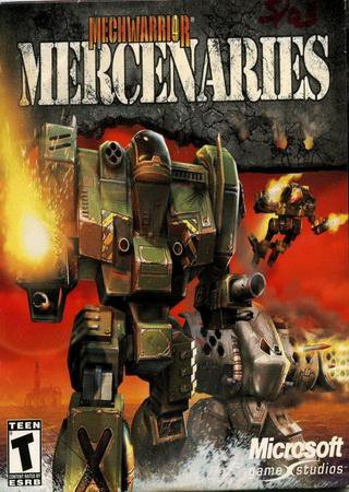 Скачать MechWarrior 4: Mercenaries торрент