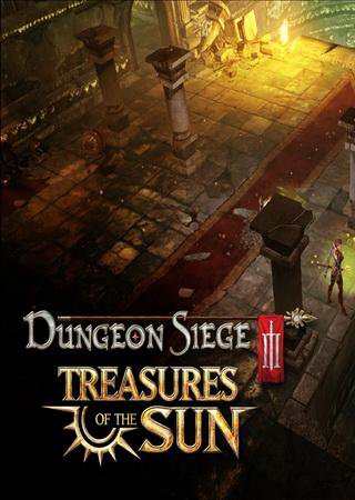 Dungeon Siege 3: Treasures of the Sun Скачать Торрент
