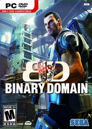 Скачать Binary Domain торрент