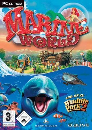 Скачать Wildlife Park 2: Marine World торрент