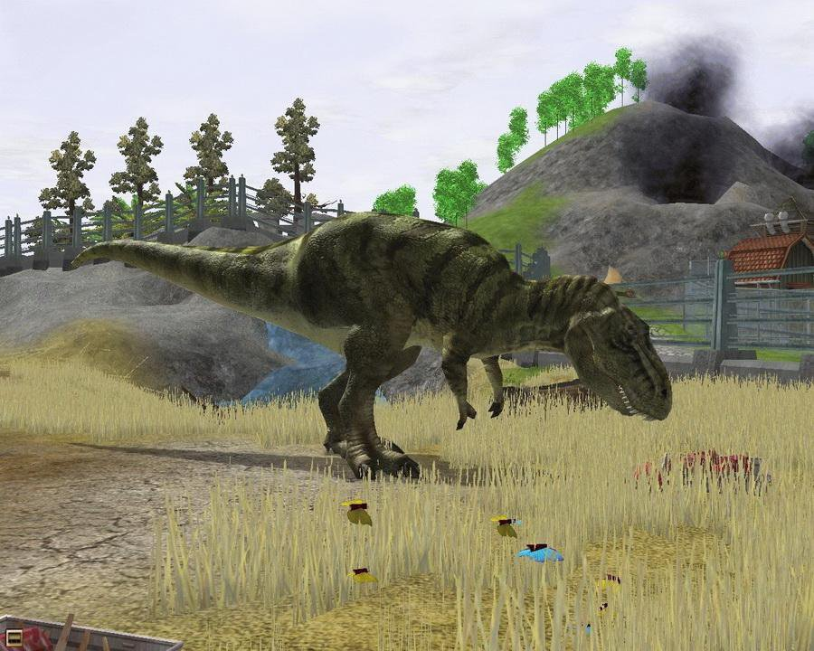 скачать игру Wildlife Park 2 Dino World - фото 2