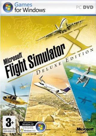 Скачать Microsoft Flight Simulator X торрент