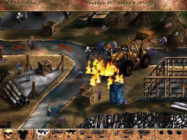 Скачать Игру Postal 2 Apocalypse Weekend Торрент