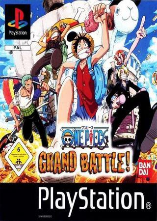 Скачать One Piece: Grand Battle торрент