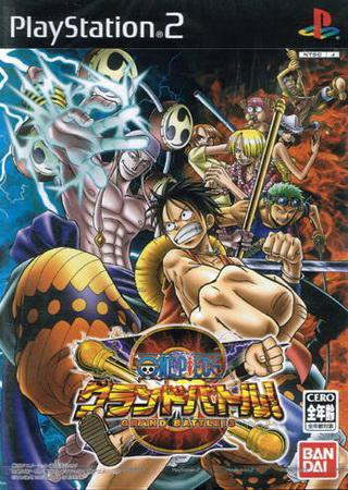 Скачать One Piece: Grand Battle 3 торрент