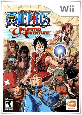 Скачать One Piece: Unlimited Adventure торрент