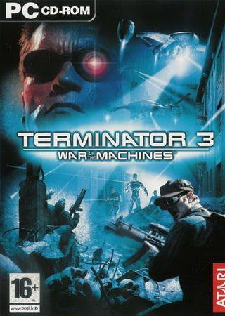Скачать Terminator 3: War Of The Machines торрент