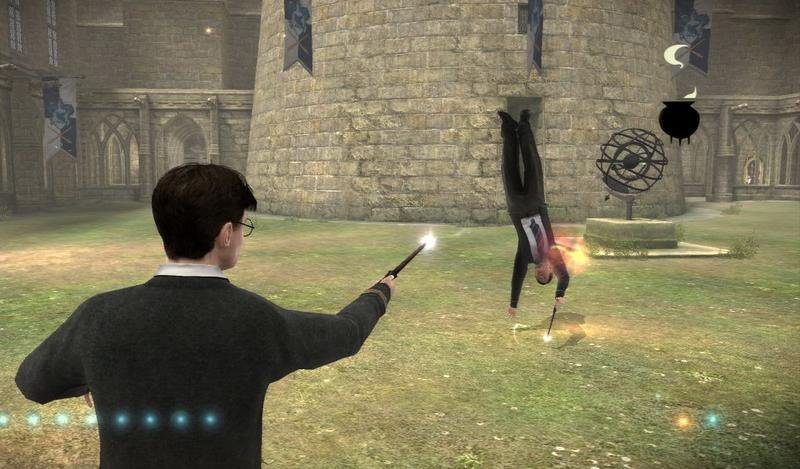Ролевая игра - гарри поттер и принц полукр скачать игру нарды короткие игра онлайн