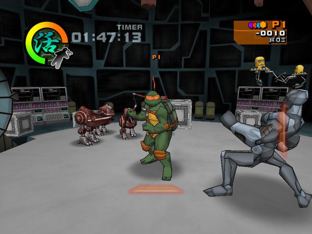 скачать игру Teenage Mutant Ninja Turtles 2 Battle Nexus через торрент - фото 4