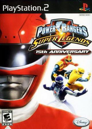 Скачать Power Rangers: Super Legends торрент