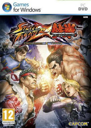 Street Fighter X Tekken ������� ���������
