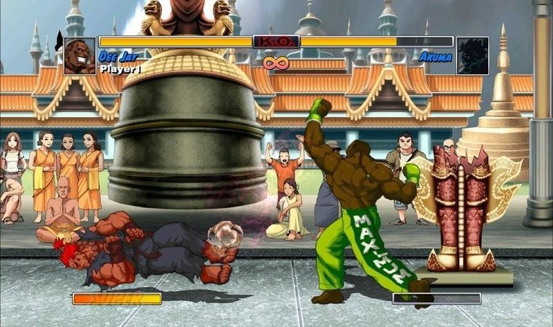 Street Fighter Mugen Торрент