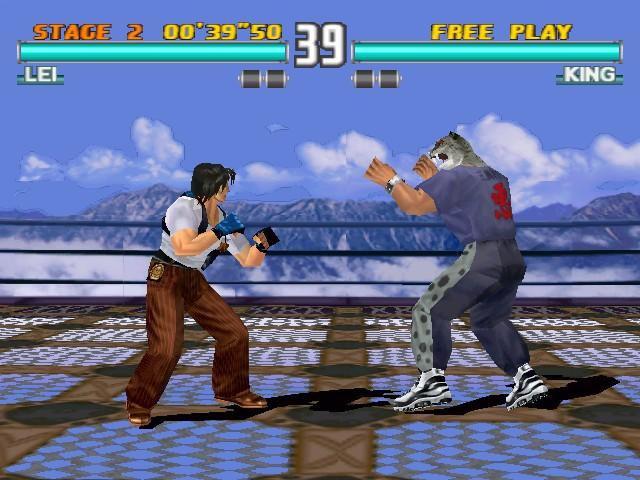 Как Игру Tekken 3 На Компьютер