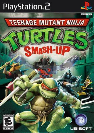 Teenage Mutant Ninja Turtles: Smash-Up PS2 ������� ���������