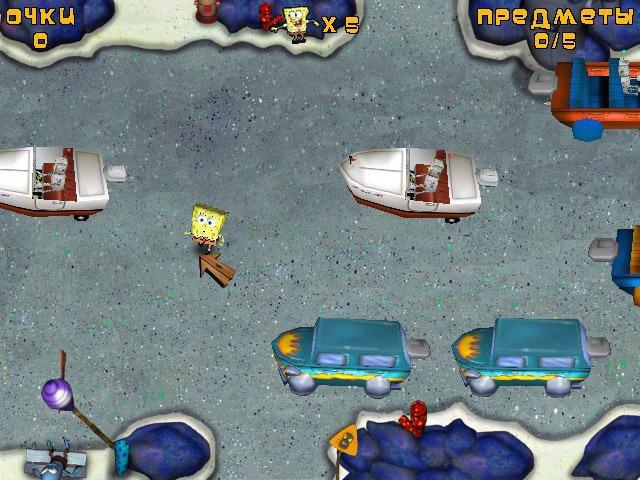 губка боб битва за лагуну скачать игру - фото 11
