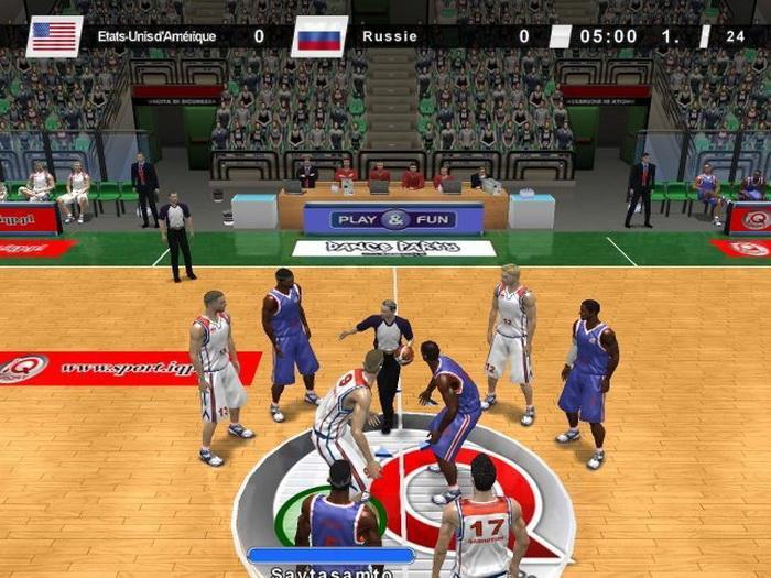 Скачать игру basketball на компьютер через торрент