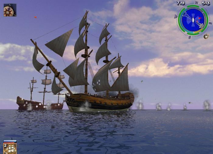 скачать игры корсары 2 пираты карибского моря