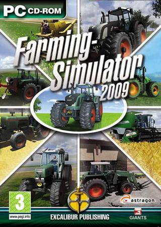 Farming Simulator 2009 ������� �������