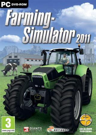 Скачать Farming Simulator 2011 торрент