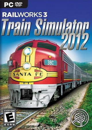 RailWorks 3 - Train Simulator 2012 DeLuxe Скачать Торрент